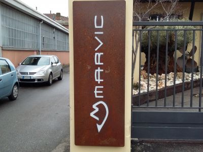 Lettere fresate Gallarate, Varese, Milano